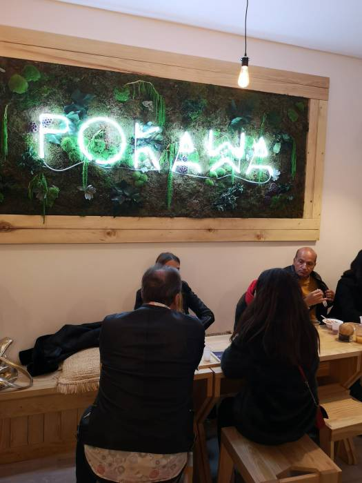 "Inauguration ""POKAWA Nice"" Opening Party - le 12 avril 2019"