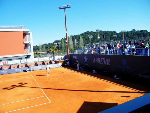 1er Verrazano Open Sophia - Beach Colomber Hôtel French Riviera - le 4 avril 2017