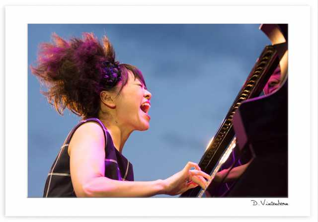 Hiromi duo featuring Edmar Castaneda - STING with special guest : Joe Sumner