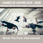 Break The Floor International 2018 Cannes