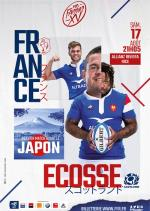 rugby-xv-france-ecosse 2019 - Nice