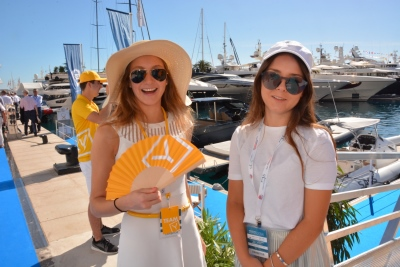 MYS 2018 Hotesses