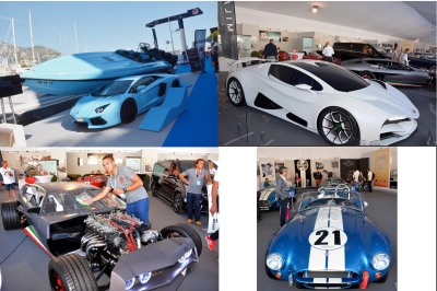 MYS 2018 -  Supers cars