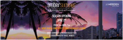 Amber Lounge Summer