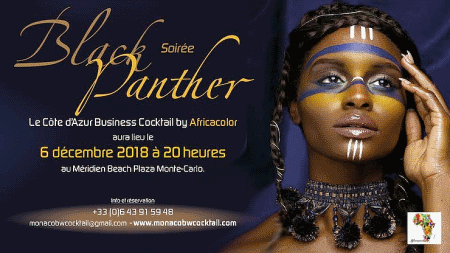 Côte dAzur Business Cocktail By Africacolor -2018
