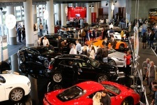 Le Salon Ravel du Grimaldi Forum pour le Top Marques 2015