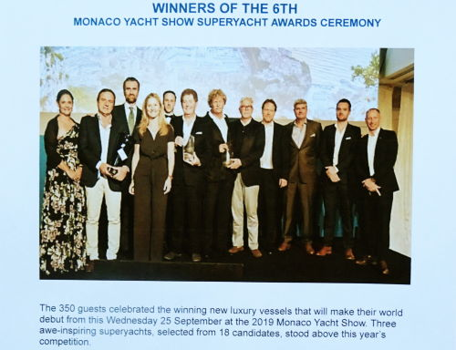 Photo N 00 Monaco Yacht Show Awards