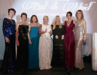 The International Action Committee of the Christmas Ball of Monte-Carlo 2015 redimensionner 1