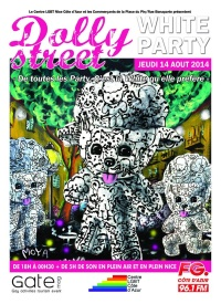 dolly street party aout 2014
