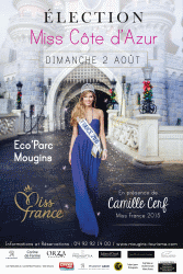 election miss cote d azur 2015