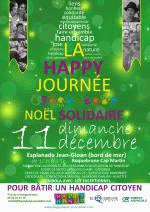 noel solidaire Happy Land 2016