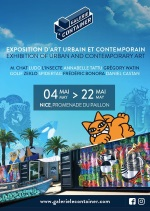 Galerie Le Container Nice 2018