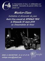 Master-Class -Vence 10-3-2019