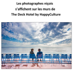 expo The Deck Hotel by HappyCulture Nice fev 2020