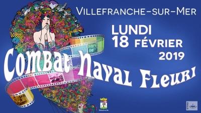 Combat Naval Fleuri - Villefranche sur Mer 2019