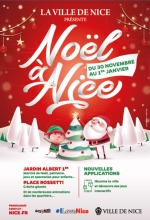 NOEL A NICE 2018 - Affiche