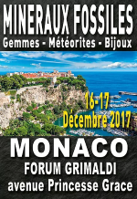 Salon international MINERAL EXPO Monaco