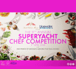 Superyacht Chef Contest  2018