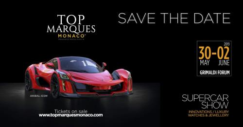 TOP MARQUES MONACO 2019 - BANDEAU