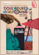 Festival CoulHeures DAutomne 1 - affiche