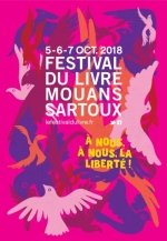 Festival du Livre de Mouans Sartoux 2018