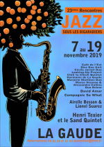 Jazz sous les Bigaradiers  2019