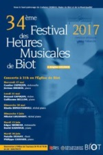 festival heures musicales 2017