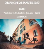 Break The Floor International Cannes 2020- Affiche