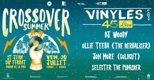 Crossover summer Vinyles Party