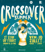 Crossover summer Vinyles Party - Logo
