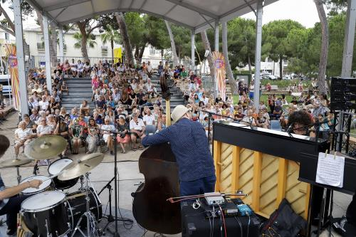 Jammin Summer session Jazz off - Musique - Antibes   2019