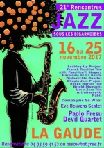 Jazz sous les Bigaradiers 2017