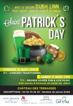 Presse - SAINT PATRICKS DAY 2018