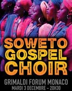 SOWETO GOSPEL CHOIR 2013