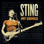 Sting - My Songs - Nice 2019 - affiche
