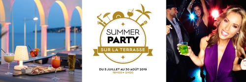 summer party 2019 Casino barrière Menton Bandeau